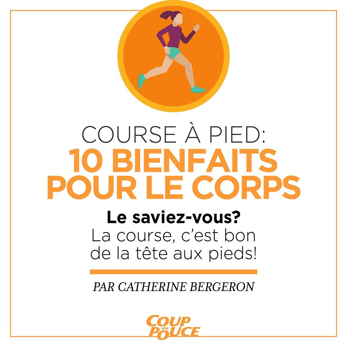 10 Bienfaits De La Course à Pied (Coupdepouce.com , 16